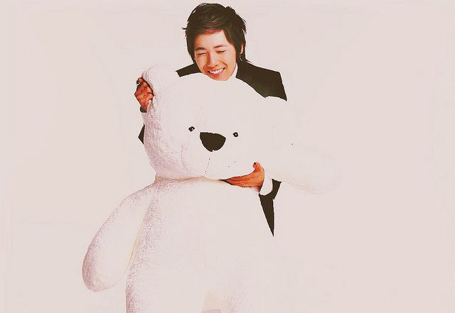 lee hong ki peluche