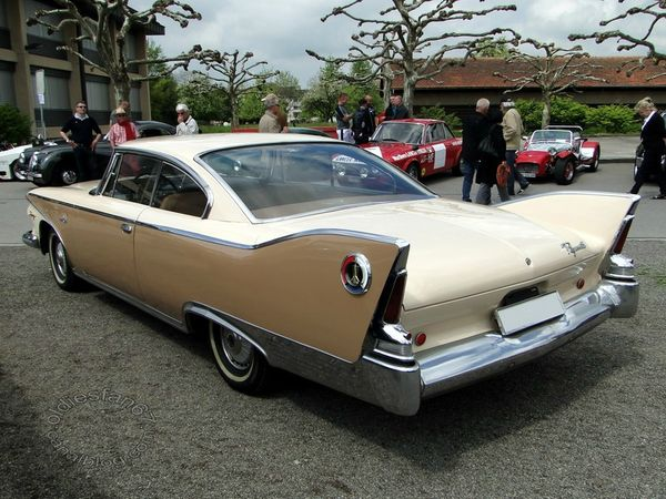 plymouth fury coupe 1960 4