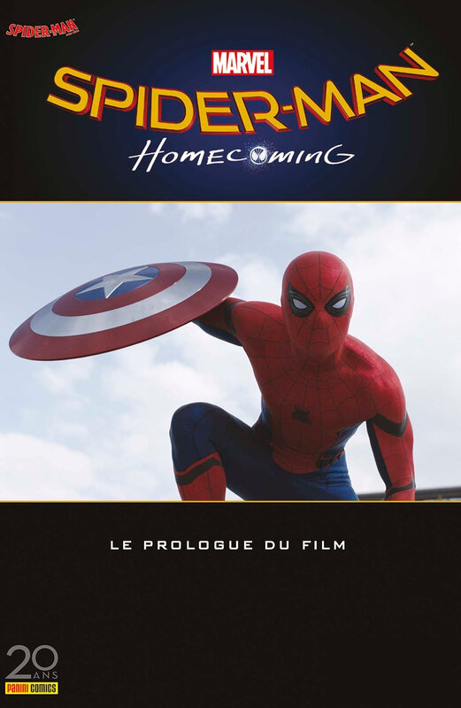 spiderman hs homecoming