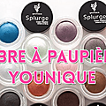 Le splurge de younique