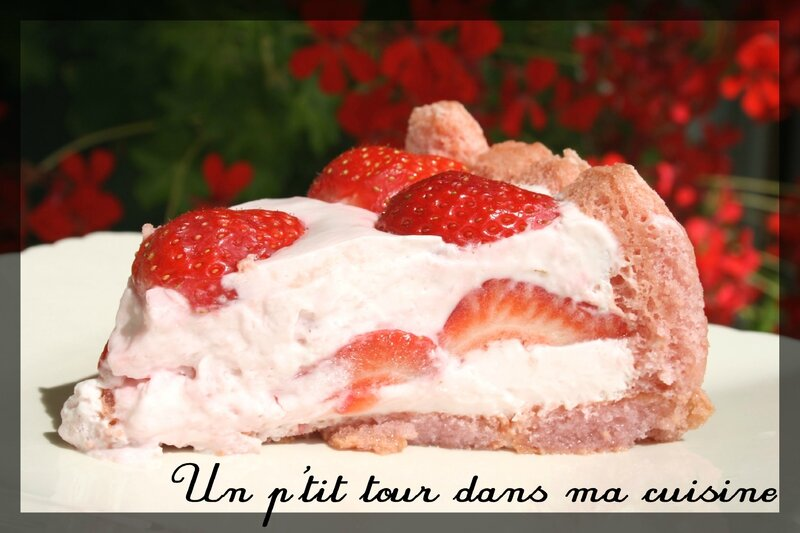 Charlotte fraises biscuits reims3