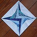 étoile 4 branches Danièle