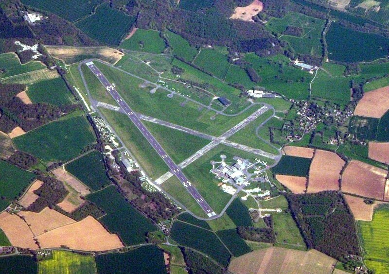 613 SQUADRON Lasham_Airfield