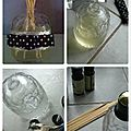 Diy recyclage de falcon à parfum en diffuseur de parfum d'intérieur
