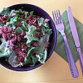 Pour une salade verte plus savoureuse