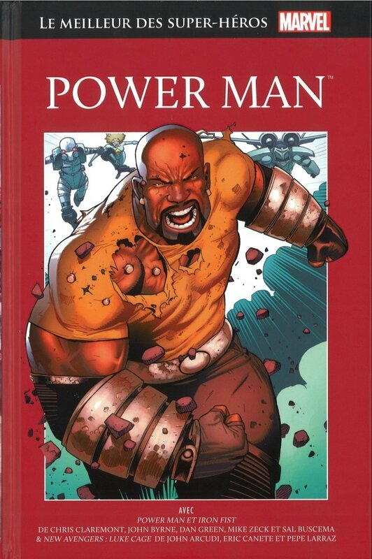 hachette 14 power man luke cage
