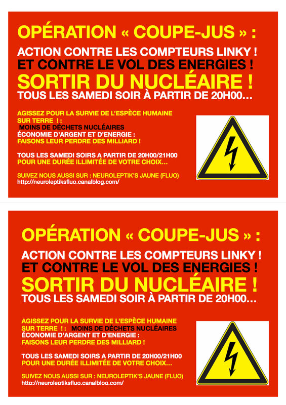 TRACT FLYER VERSO LINKY
