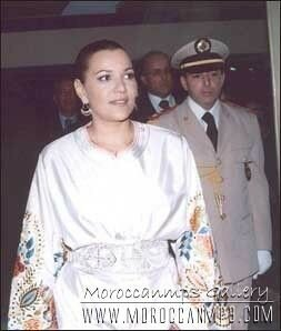 صاحبة السمو الملكي الاميرة لالة مريم