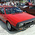 Lancia montecarlo spider 1980-1981