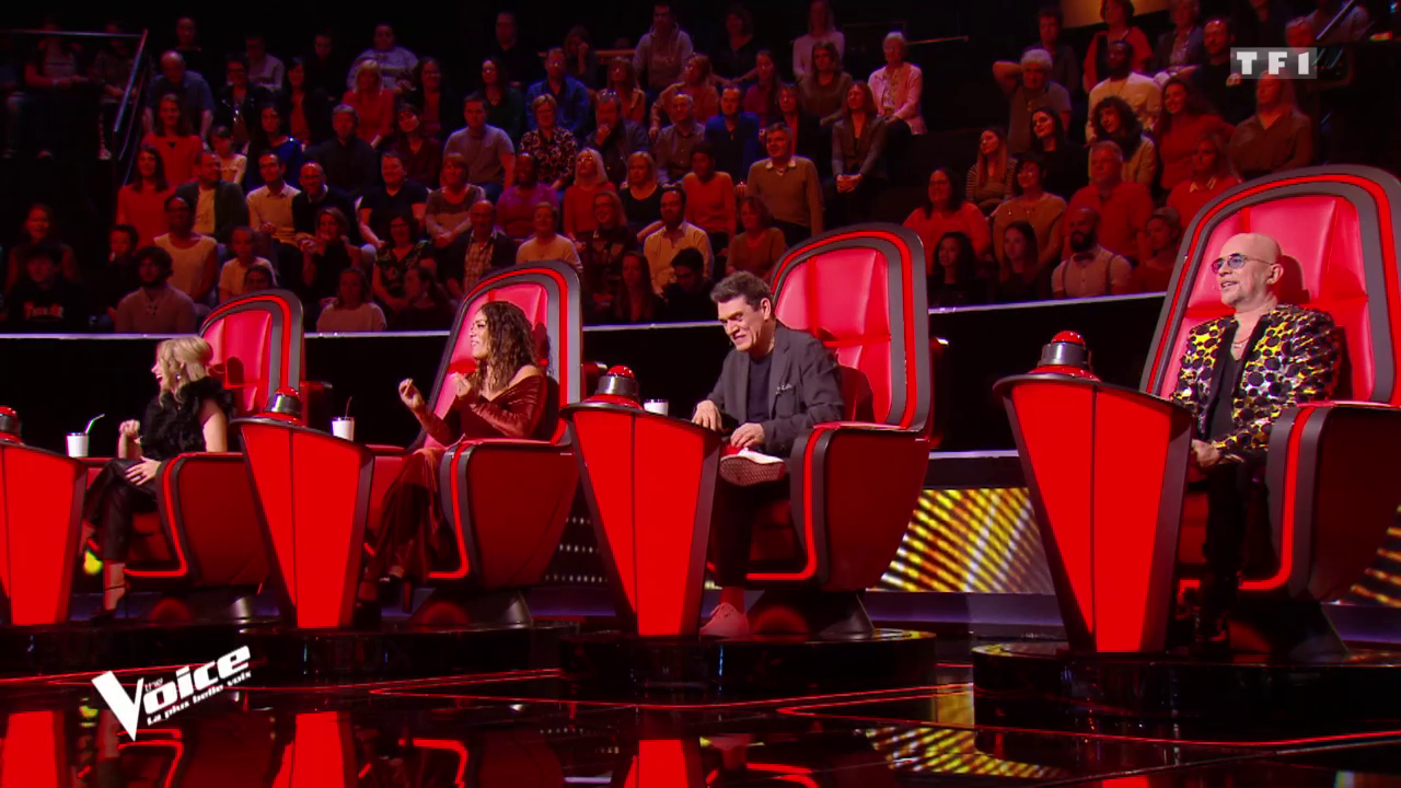 The Voice : Episode 3