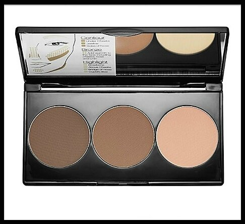 smashbox step by step contour kit 1