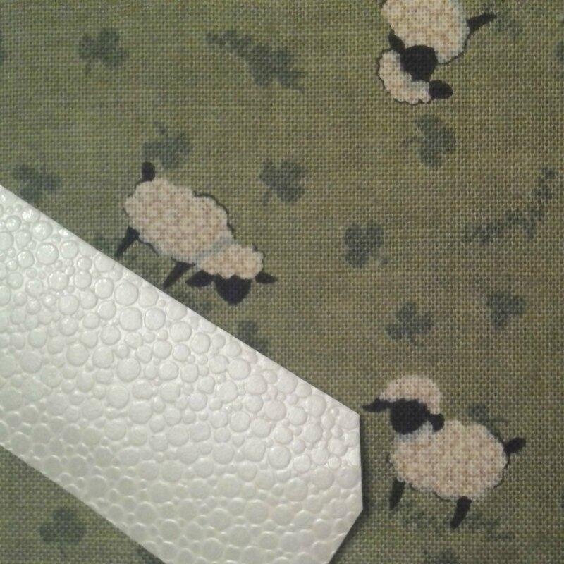 moda tissus fabrics moutons sheeps
