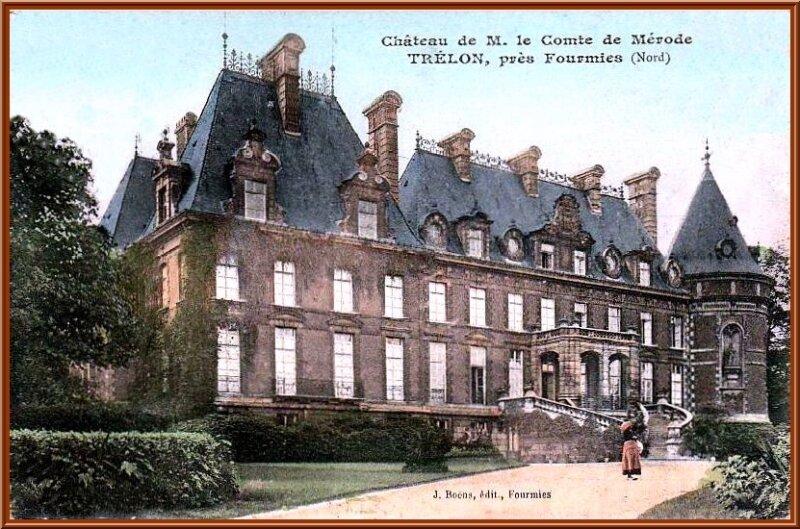 TRELON-Château 1909
