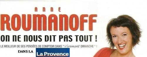 Roumanoff La Provence - Copie - Copie