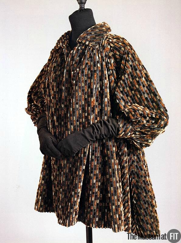 Cristobal Balenciaga, Coat, Fall 1950