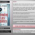 Ba paris : derrière les portes