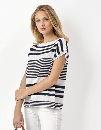 patron-tricoter-tricot-crochet-femme-pull-printemps-ete-katia-6024-50-g