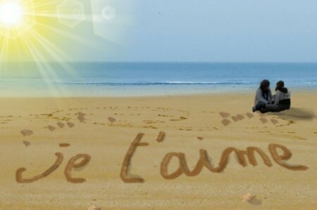 amour_plage
