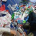 Atelier recyclage de sacs plastique