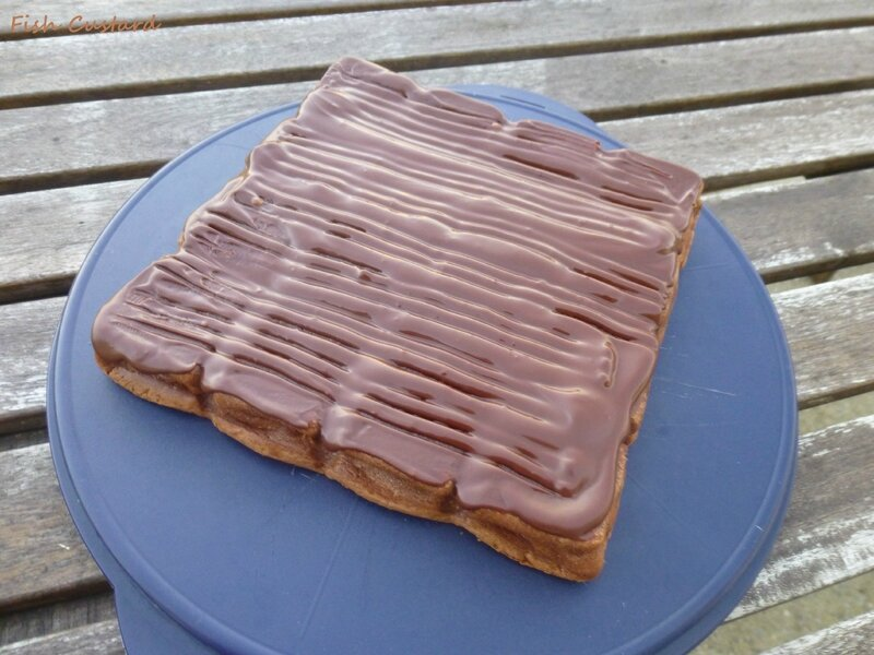 Gâteau au chocolat de Cyril Lignac (6)