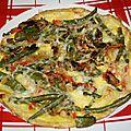 Frittata di cipolle (omelette aux ognons)