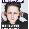 Kristen stewart en couverture de direct soir magazine