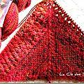 Kal shawl aliselle étapes 1 & 2