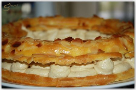Paris brest mousseline1