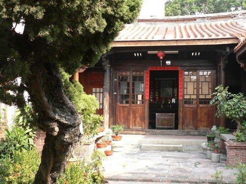 Maison ancienne à Lukang