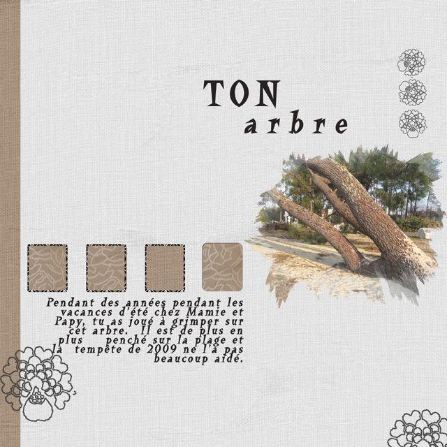 TON arbre