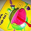 Un livre marionnette rigolo