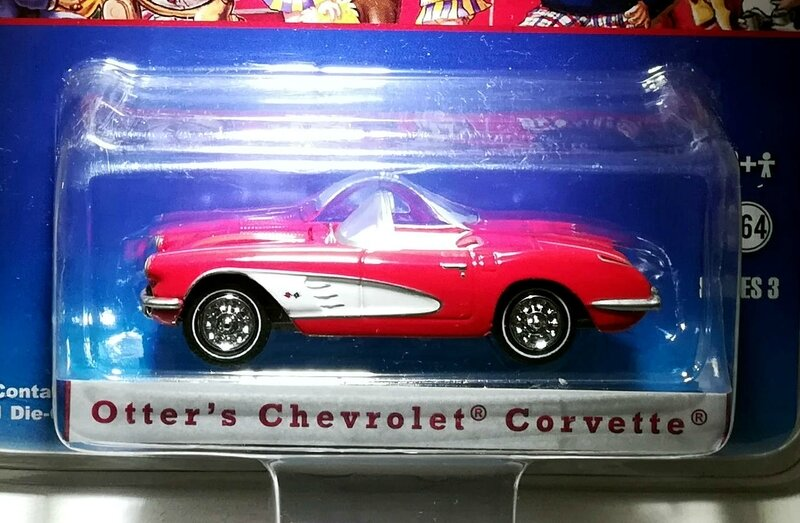 Chevrolet Corvette Convertible (Animal House) Greenlight 02