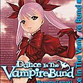 Dance in the vampire bund de nozomu tamaki