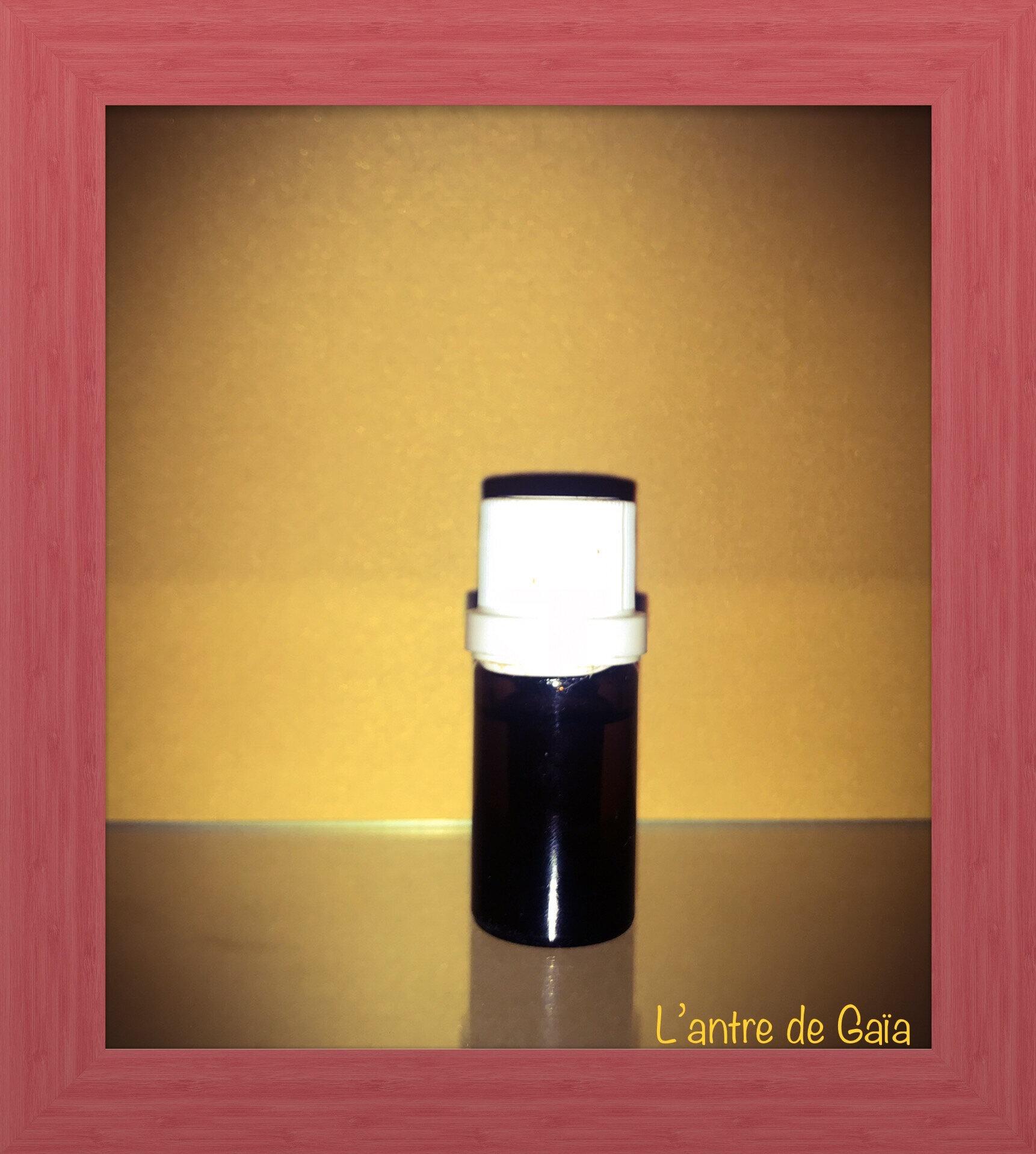 Synergie d'huiles essentielles contre l'herpès labial