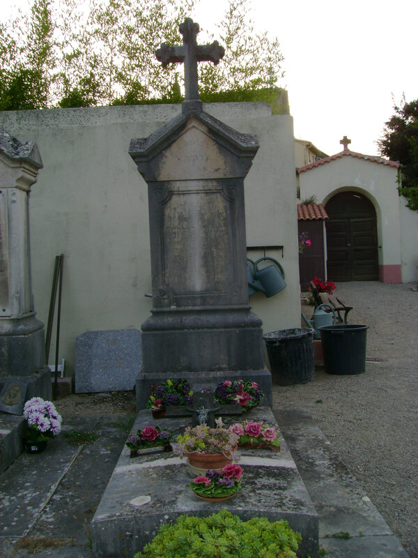 95 - Tombeau de la famille Maria