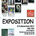 Expo de fin d'année