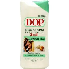 shampoing DOP