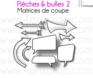 Image Flèches & bulles 2