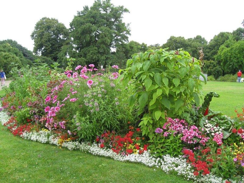 jardin des plantes d'Avranches