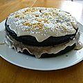 Supergâteau chocolat-coco