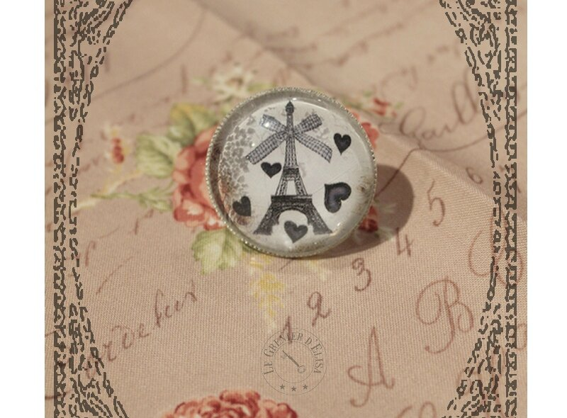 BAGUE PARIS