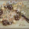 bracelet Octahédrales