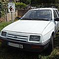 Ford sierra break 1.6 l (1982-1987)