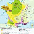Géographie : séquence ii : aménagement et développement du territoire français