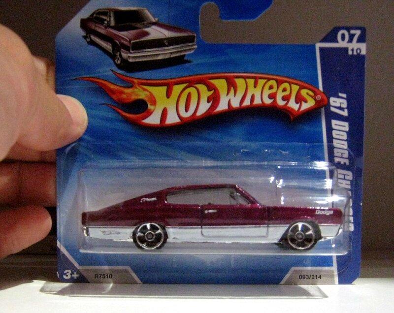 Dodge charger de 1967 (2010)