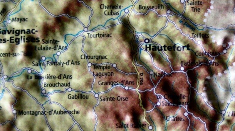 Hautefort et sa région