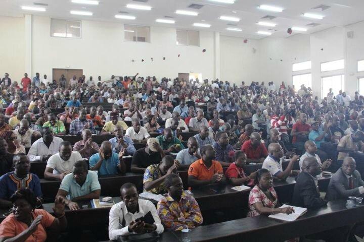 LA QUESTION CENTRALE QUI MOTIVE LA GREVE DES FONCTIONNAIRES EN CÔTE D'IVOIRE