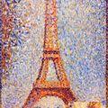 Georges Seurat - Tour Eiffel
