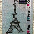 ATC Paris reçue de Nadine