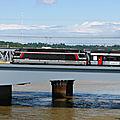 BB 67403 Multi sur le pont Garonne, Bordeaux